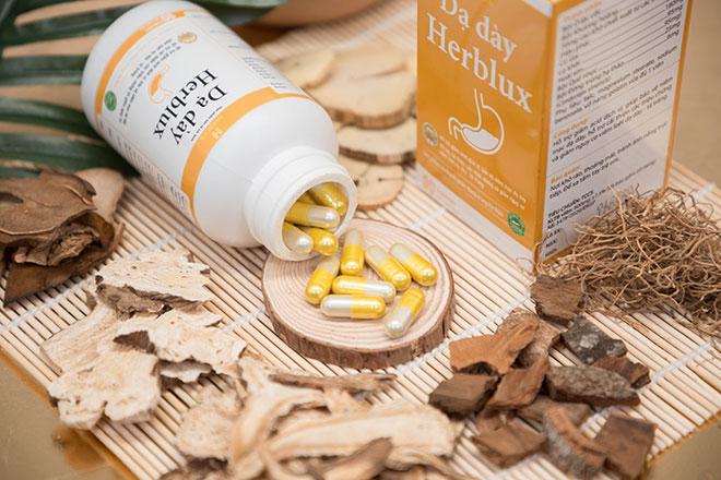 TPBVSK Dạ dày Herblux - giải pháp hỗ trợ điều trị dạ dày từ thảo dược thiên nhiên - 4