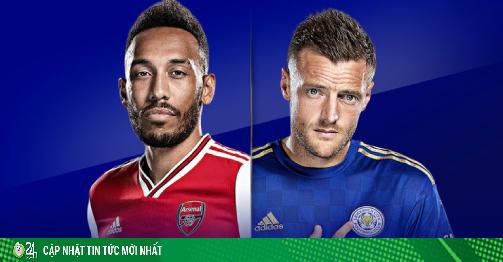 Trực tiếp bóng đá Arsenal - Leicester City: Bầy cáo...