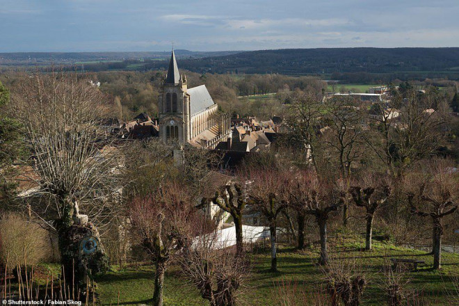 14 ngôi làng đẹp như thiên đường dưới hạ giới ở Pháp - 9