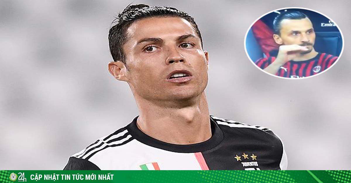Ronaldo bẽ mặt ngày đấu Ibrahimovic: Học Messi khiến...
