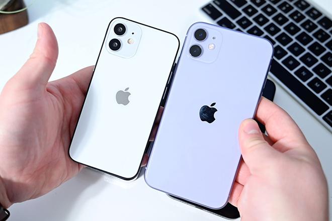 iPhone 12 trông ra sao trước iPhone 11 và iPhone SE? - 2