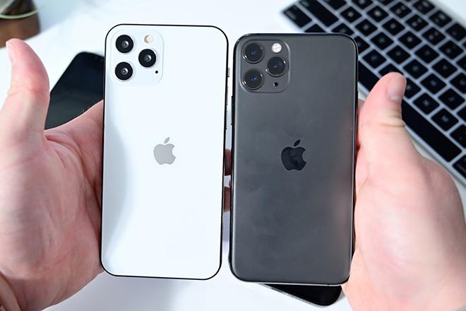 iPhone 12 trông ra sao trước iPhone 11 và iPhone SE? - 4