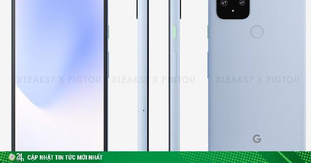 Google Pixel 5 5G sẽ gây bất ngờ với diện mạo mới này