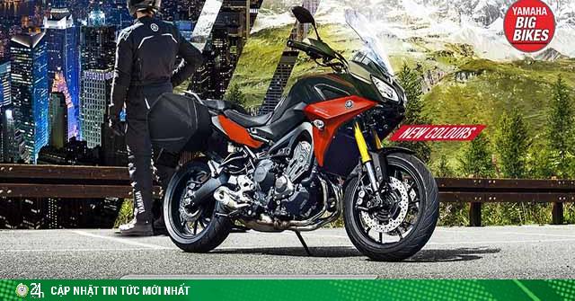 Xế chồm Yamaha Tracer 900 GT 2020 chính thức trình làng: Giá 319 triệu đồng