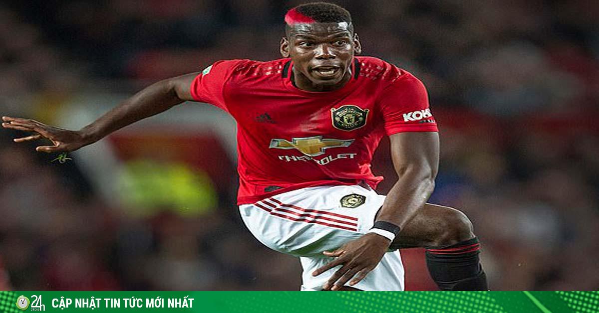 HLV Solskjaer báo tin vui Paul Pogba: Bao giờ gia hạn hợp đồng MU?