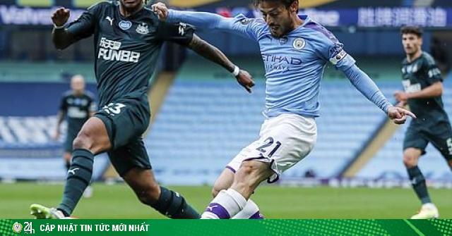 Video highlight trận Man City - Newcastle: Hủy diệt...