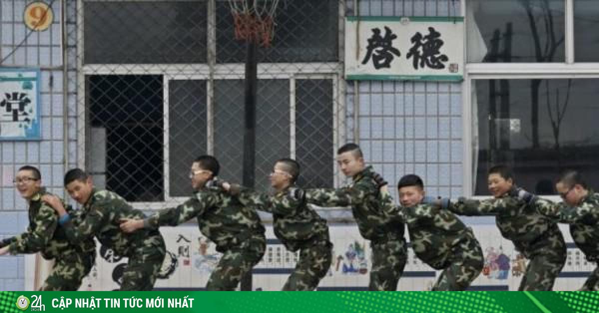 Sự thật rúng động tại trại cai nghiện Internet ở Trung Quốc