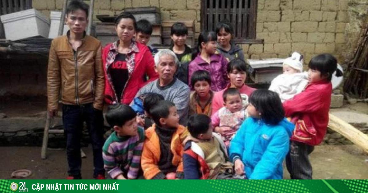 Người đàn ông 49 tuổi cưới cô gái 19 tuổi, đẻ 15 đứa con trong 21 năm giờ ra sao?