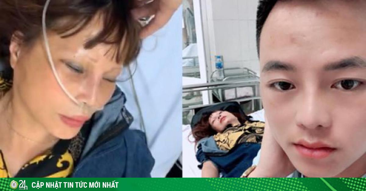 Cô dâu Thu Sao nhập viện trong đêm sau 13 ngày thẩm mỹ, chồng trẻ livestream tiết lộ nguyên nhân