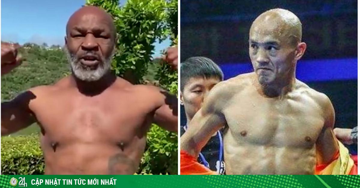 Viễn cảnh Mike Tyson đấu Đệ nhất Thiếu Lâm: 20 triệu USD & cái kết buồn