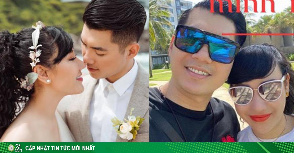 Sao nam 9X bỏ Sài Gòn ra Hà Nội làm chồng nữ đại gia hơn 15 tuổi, nhan sắc bà xã gây bất ngờ