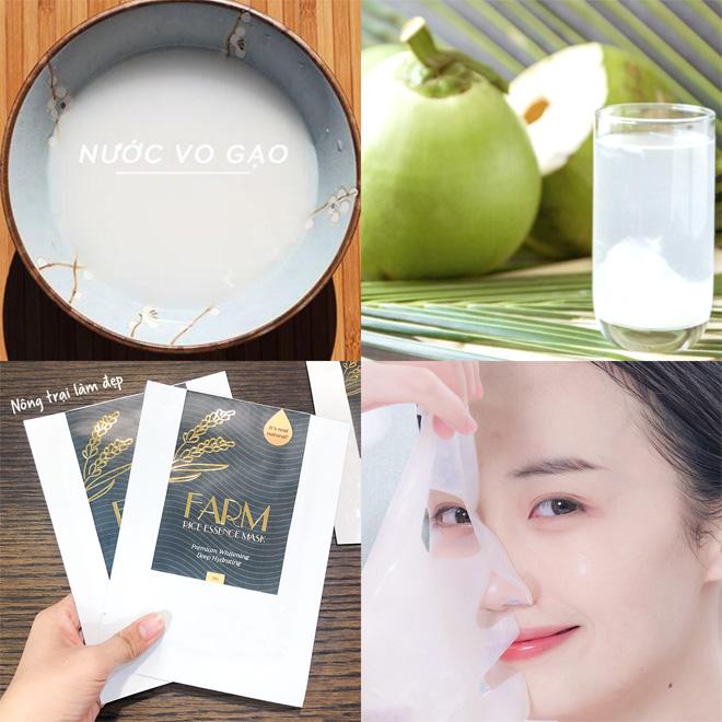 6 lý do bạn nên thử đắp mặt nạ nước vo gạo - 5