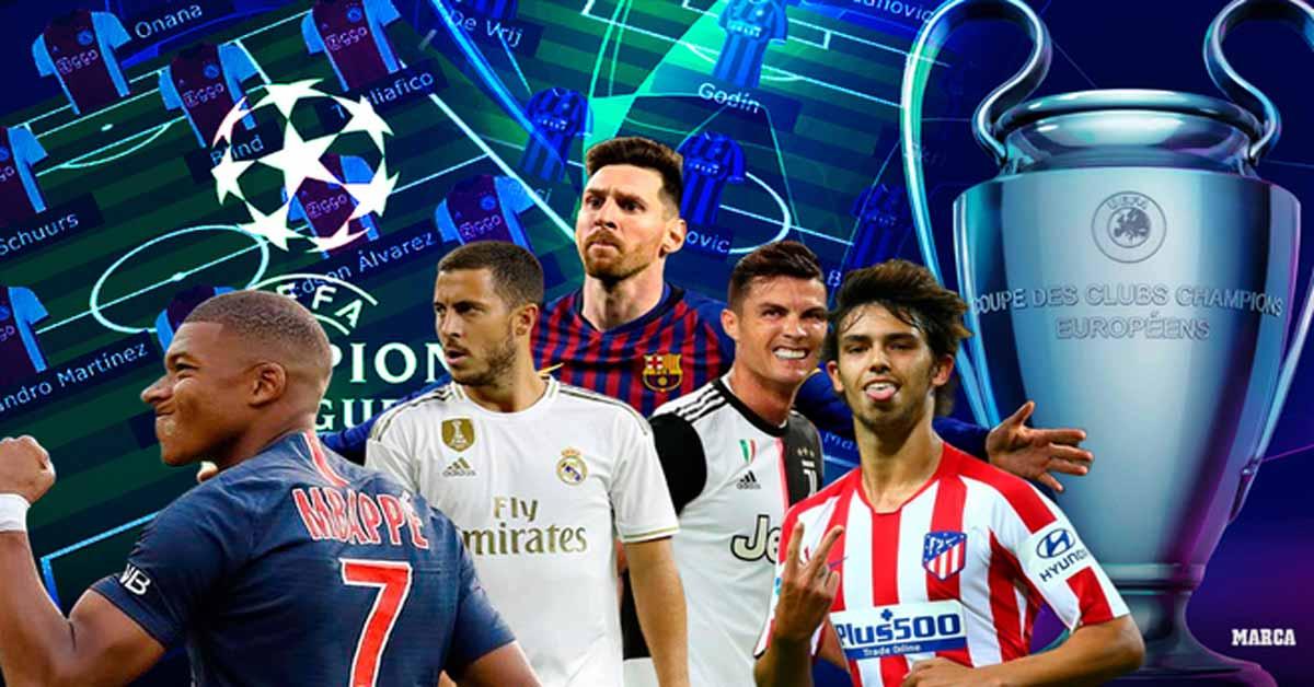 Bốc thăm tứ kết cúp C1: Real, Barca hay đội nào sáng cửa vô địch nhất?