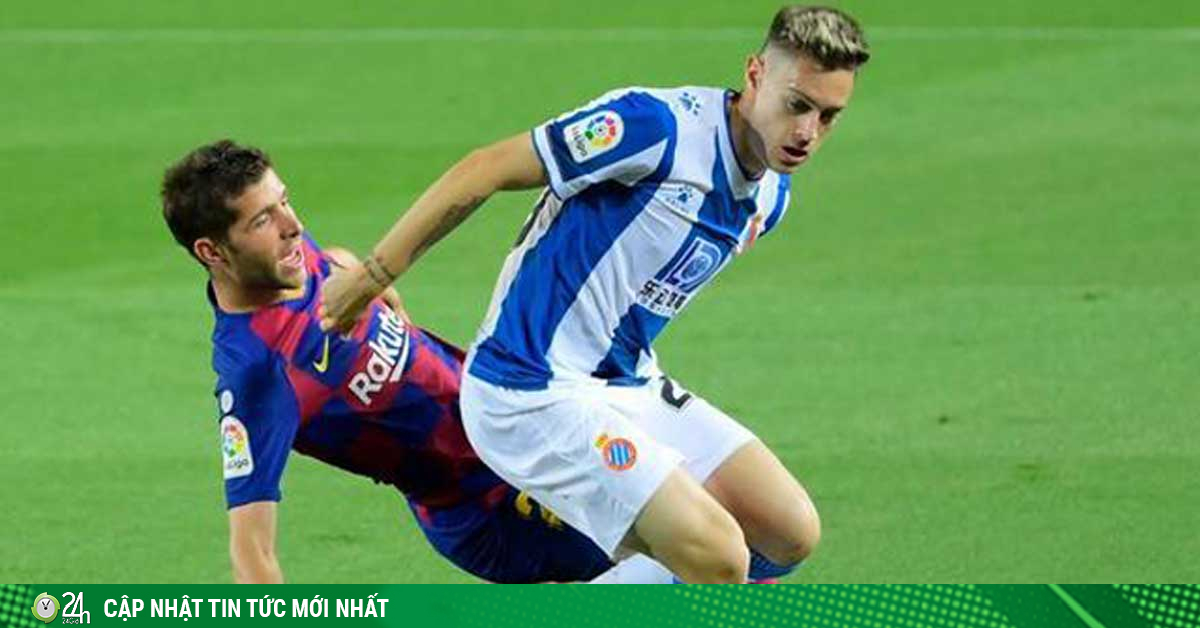 Video highlight trận Barcelona – Espanyol: Sững sờ...