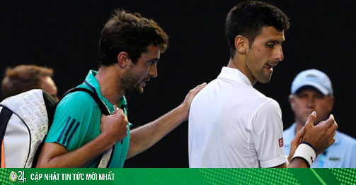 Djokovic mưu phá kỷ lục của Federer, SAO tennis Pháp cảnh báo hậu quả