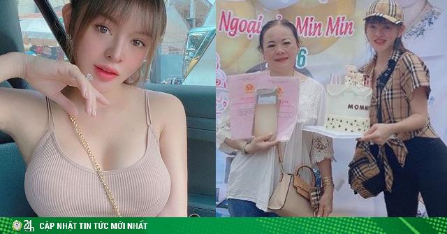 Hot girl Trang Nemo tặng mẹ món quà 5 tỷ cùng nhẫn kim cương khủng