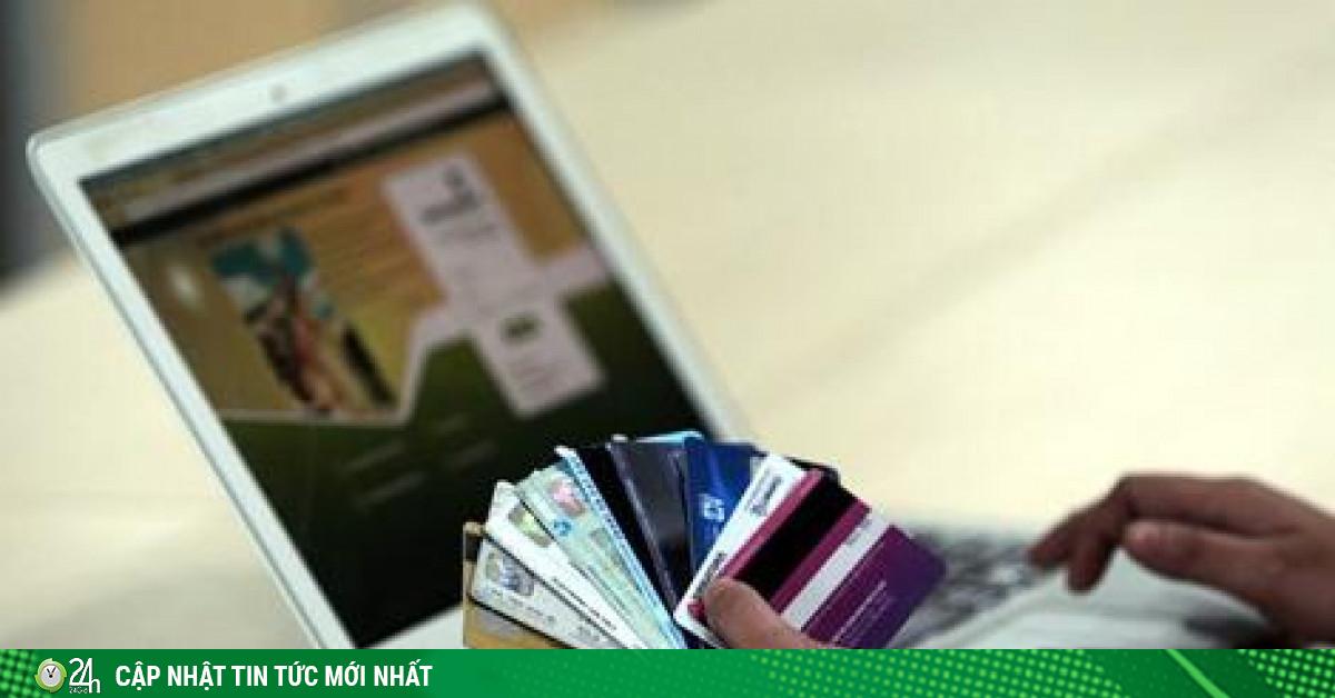 Truy tìm người đứng tên tài khoản nhận tiền lừa đảo