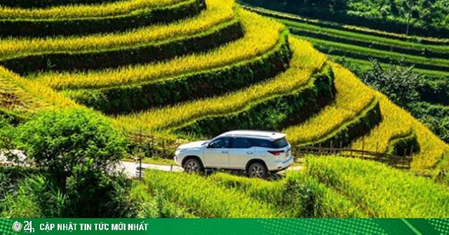 Mua Toyota Fortuner được hưởng ưu đãi kép trong tháng 7