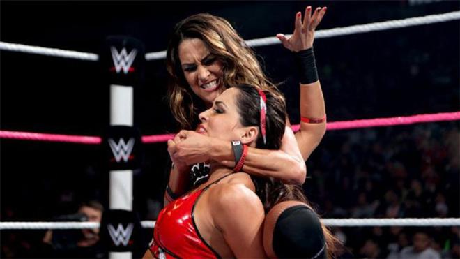 """2 kiều nữ song sinh đẹp nhất WWE, đăng """"ảnh nóng"""" khoe niềm vui nhân đôi - 3"""