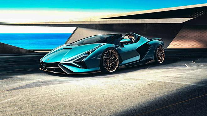 Siêu xe Lamborghini Sian phiên bản mui trần chính thức ra mắt chỉ 19 chiếc toàn cầu - 1