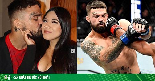 SAO UFC mời bạn gái làm HLV bị bắt vì cú đấm hành hung cụ già