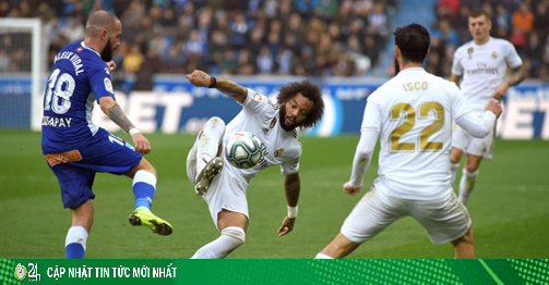 Nhận định bóng đá Real Madrid - Alaves: 3 điểm bắt buộc, tiến sát ngôi vương