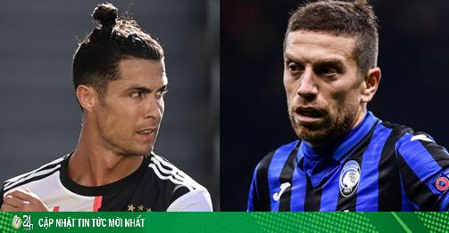 Trực tiếp bóng đá Juventus - Atalanta: Ronaldo đại chiến cỗ máy hủy diệt
