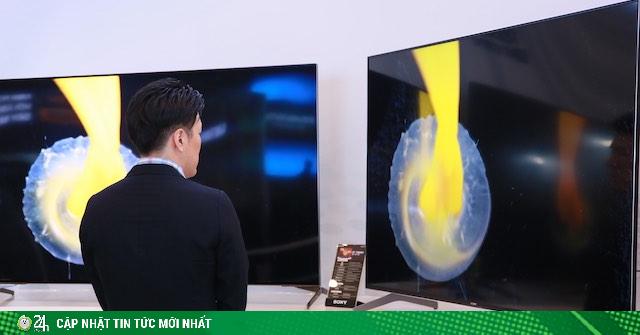 Sony giới thiệu loạt TV 2020, có TV OLED nhỏ gọn 48-inches