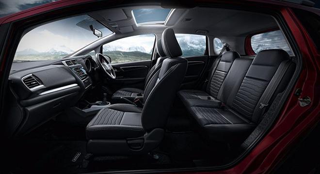 Honda WR-V phiên bản nâng cấp có mặt tại Ấn Độ, giá bán từ 264 triệu đồng - 5