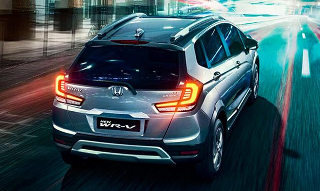 Honda WR-V phiên bản nâng cấp có mặt tại Ấn Độ, giá bán từ 264 triệu đồng - 2