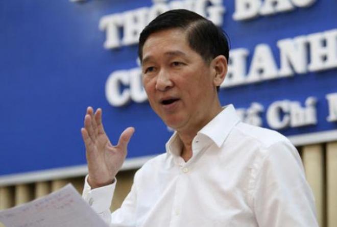 Trước khi bị khởi tố, ông Trần Vĩnh Tuyến có lịch làm việc dày đặc - 1