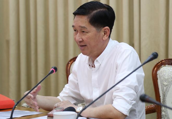 Vì sao Phó Chủ tịch UBND TP.HCM Trần Vĩnh Tuyến bị khởi tố? - 1