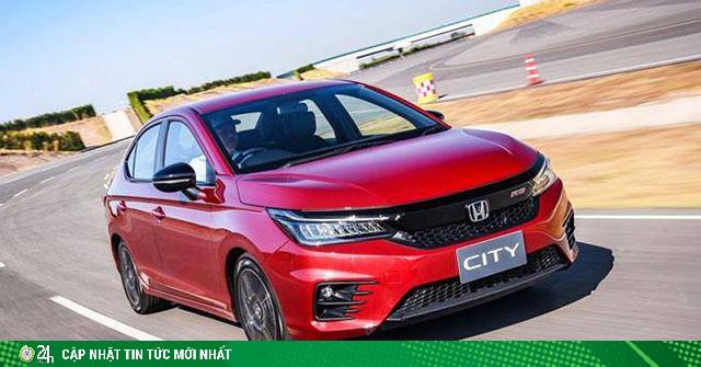 Top 10 xe ô tô bán chạy nhất tháng 6/2020, Honda City vươn lên dẫn đầu