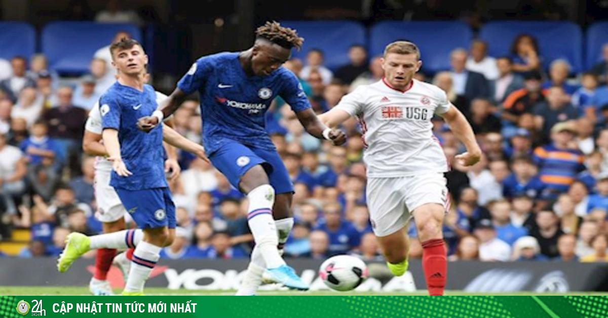 Trực tiếp bóng đá Sheffield Utd - Chelsea: Thử thách khó nhằn, nguy cơ mất điểm