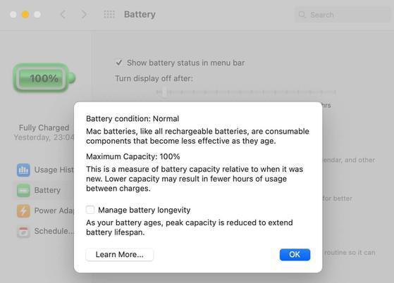 Cách kiểm tra độ chai pin trên iPhone, MacBook và Apple Watch - 3