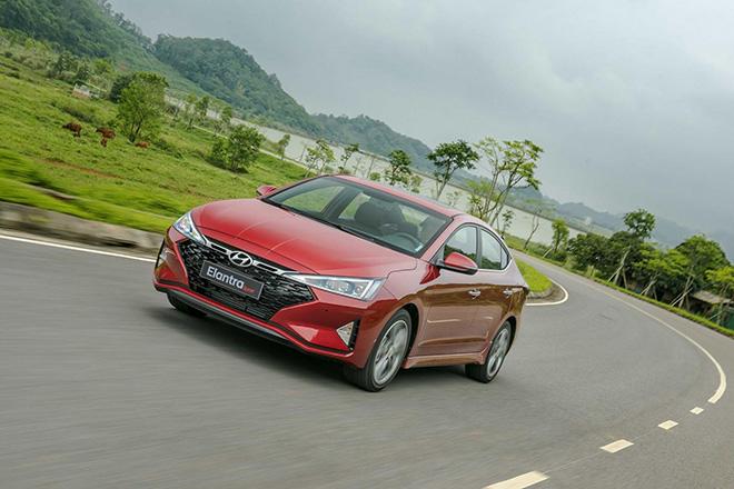 Giá xe Hyundai Elantra lăn bánh giảm 50% LPTB tháng 7/2020 - 3