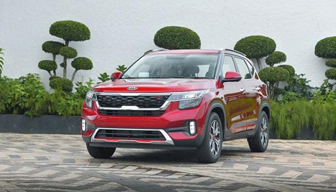 Kia Seltos sắp gia mắt tại Việt Nam, giá dự kiến từ 600 triệu đồng