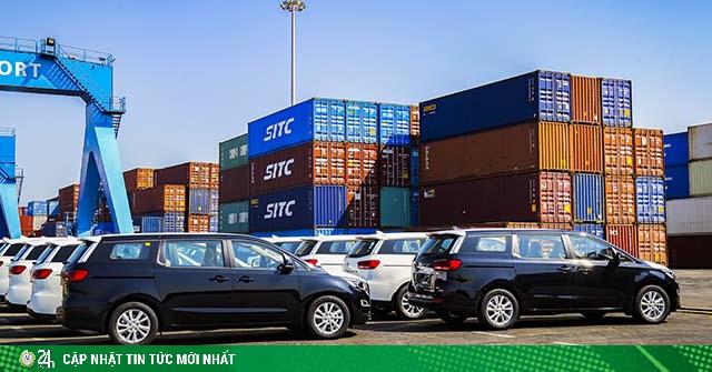 Doanh nghiệp Việt tiếp tục xuất khẩu lô xe thương mại thứ hai sang thị trường Thái Lan