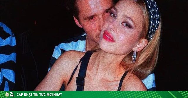 Nhan sắc mỹ lệ của con gái nhà tỷ phú khiến Brooklyn Beckham chấp nhận bị trói
