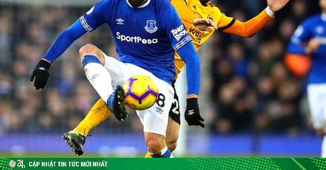 Trực tiếp bóng đá Wolves - Everton: Bắt nạt kẻ yếu bóng vía