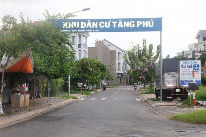 Cận cảnh phố biệt thự của Sagri liên quan đến ông Trần Vĩnh Tuyến - 2