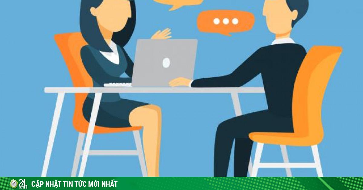 5 câu hỏi phỏng vấn tưởng không khó mà khó không tưởng và cách trả lời thông minh