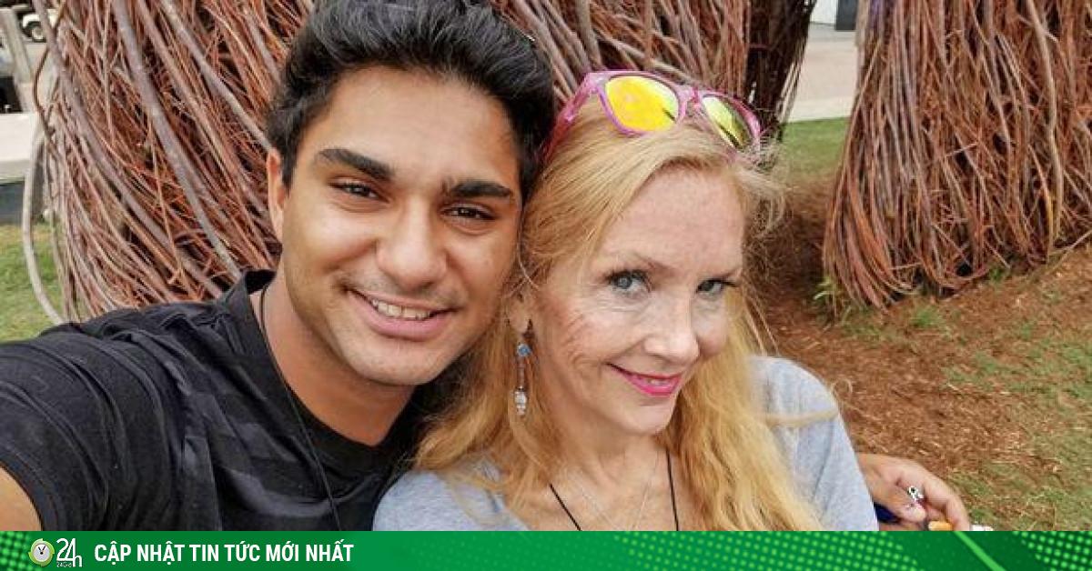 Bà U70 ra mắt người tâm đầu ý hợp với con cháu, ai cũng sốc trước gương mặt non choẹt của chàng trai 19 tuổi