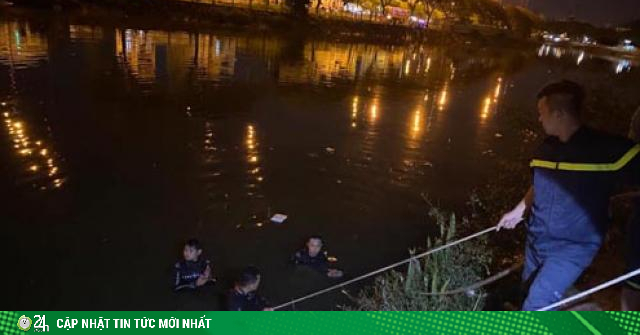 Hai phụ nữ cãi nhau rồi cùng nhảy xuống kênh ở Sài Gòn, 1 người chết