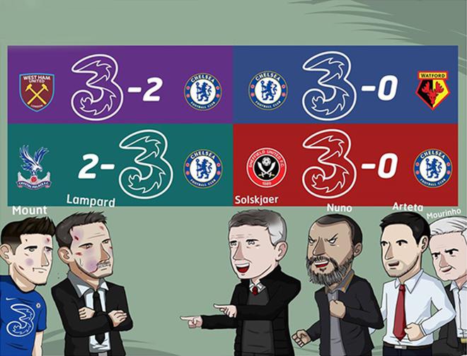 """Ảnh chế: Chelsea và Leicester """"ngã ngựa"""", Man Utd thẳng tiến top 3 - 4"""