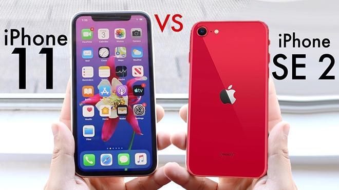 Có nên mua iPhone SE 2020 khi chỉ rẻ hơn iPhone 11 dưới 9 triệu? - 1