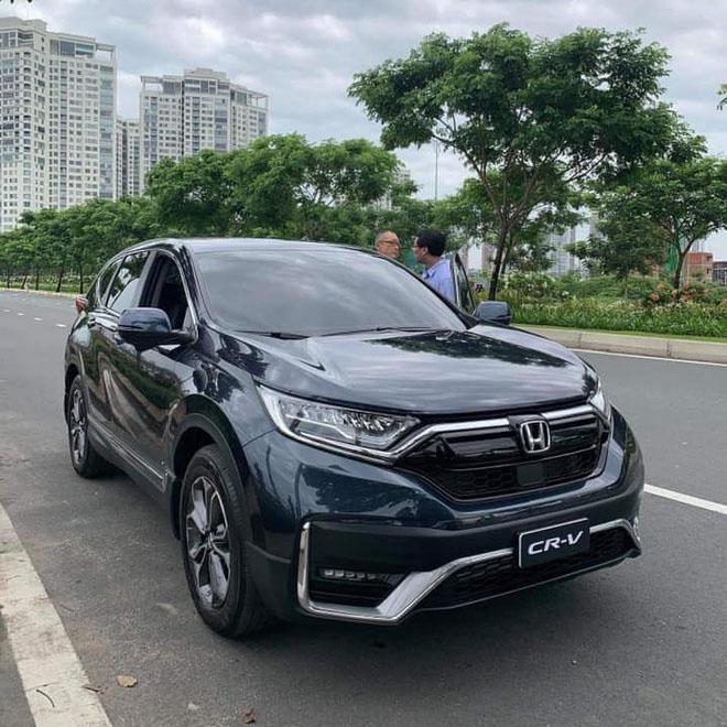 Honda CR-V 2020 lắp ráp tại VN hé lộ thông số kỹ thuật chi tiết - 1