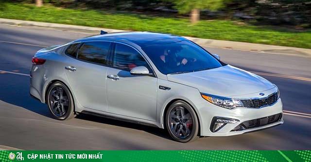 Bảng giá xe Kia Optima lăn bánh mới nhất tháng 7/2020