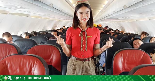 Vietjet mở bán vé siêu khuyến mại 35.000đ trên 13 đường bay nội địa tại Thái Lan