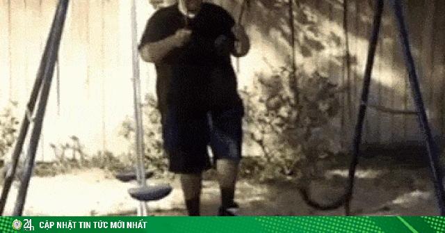 Hài hước với những người béo còn không được khéo